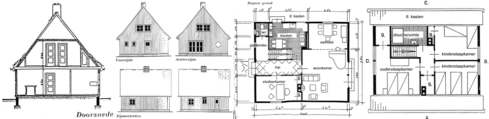 kant en klaar huis bouwen